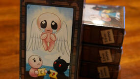 Image for Binding of Isaac Tarot Cards are back, 2nd edition will run you $40