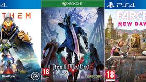 Image for Anthem, Devil May Cry 5, Crackdown 3, Metro: Exodus, Far Cry: New Dawn and more new releases are in Target's Buy 2 Get 1 Free sale