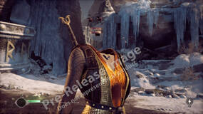 Image for God of War's pre-launch bugs collected in rather amusing blooper reel