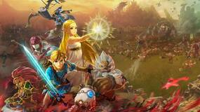 Image for Hyrule Warriors: Age of Calamity is set 100 years before Breath of the Wild, out in November