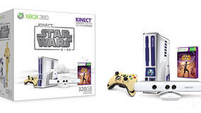 Image for Kinect Star Wars and R2D2 Xbox 360 bundle delayed