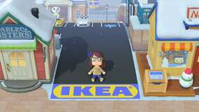 Image for Animal Crossing: New Horizons player turns their island into one big IKEA store