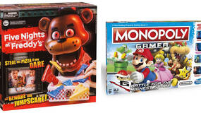Image for Black Friday 2017: 3 for 2 on boardgames, includes Five Nights at Freddy's and Mario Monopoly