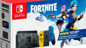 Image for Cyber Monday Nintendo Switch Fortnite bundle goes live