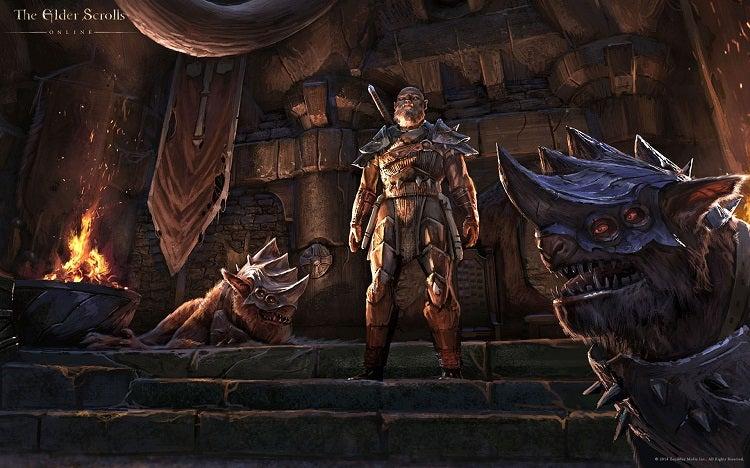 Image for Lay offs at Zenimax Online won't affect The Elder Scrolls Online