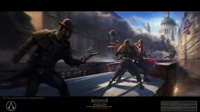 Image for Assassin's Creed Syndicate art highlights the filth and fights of London Town