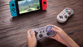 Image for The Switch is getting a line of NES and SNES inspired accessories