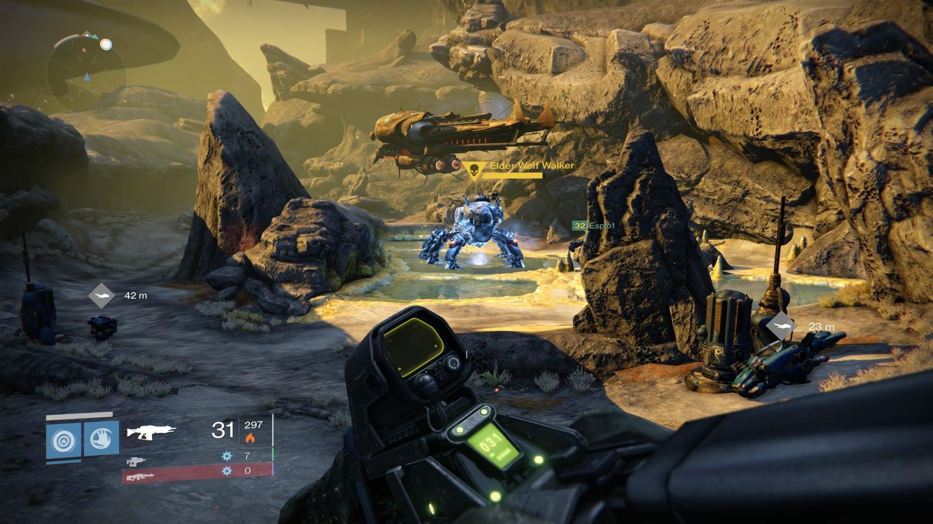 Image for Destiny: House of Wolves - A Kell Rising walkthrough