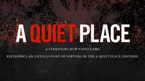 Image for There's a game based on A Quiet Place in the works