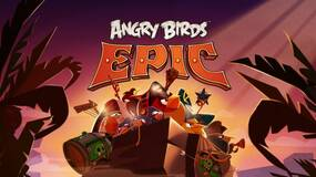 Image for Angry Birds Epic is a turn-based RPG with a crafting system