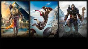 Image for This Assassin's Creed Cyber Monday bundle is half price on the Microsoft Store