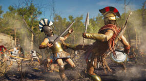 Image for Assassin's Creed Odyssey update adds 60FPS support on Xbox Series X/S and PS5
