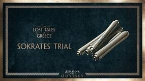 Image for Assassin's Creed: Odyssey's final Lost Tale of Greece DLC is free