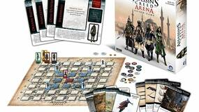 Image for Assassin's Creed: Arena is a tabletop game releasing later this month