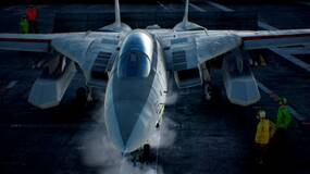 Image for Here's our first look at gameplay from Ace Combat 7: Skies Unknown