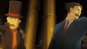 Image for Layton and Ace Attorney Creators talk about their crossover title