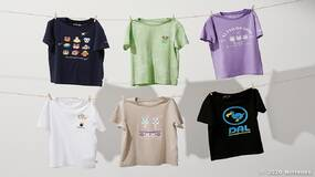 Image for Animal Crossing: New Horizons UNIQLO shirts available for purchase