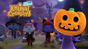Image for Animal Crossing: New Horizons Fall update adds Halloween event, Pumpkins and more