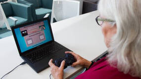 Image for Neuroracer keeps elderly people's brains sharp, trains them to multitask again
