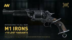 Image for CoD: Advanced Warfare owners get free pistol today