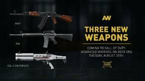Image for M16, AK47, and Exo Zombies shotgun come to Call of Duty: Advanced Warfare multiplayer