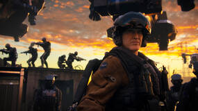 Image for Watch angry Bruce Campbell shoot zombies in new Advanced Warfare trailer