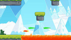 Image for Adventure Time browser app lets you make your own game