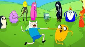 Image for New Adventure Time game and title combining Cartoon Network characters announced