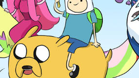Image for Adventure Time game being made for DS