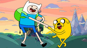 Image for Minecraft is getting Adventure Time DLC - feast your eyes on Jake the Dog and Finn the Human skins here