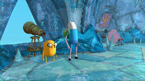 Image for Finn and Jake investigate things in new Adventure Time game