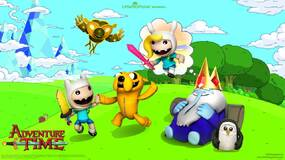 Image for Venture to the Land of Ooo with the Adventure Time Level Kit for LittleBigPlanet 3
