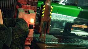Image for Quick shots - Agent 47 drops a car on unsuspecting mechanic
