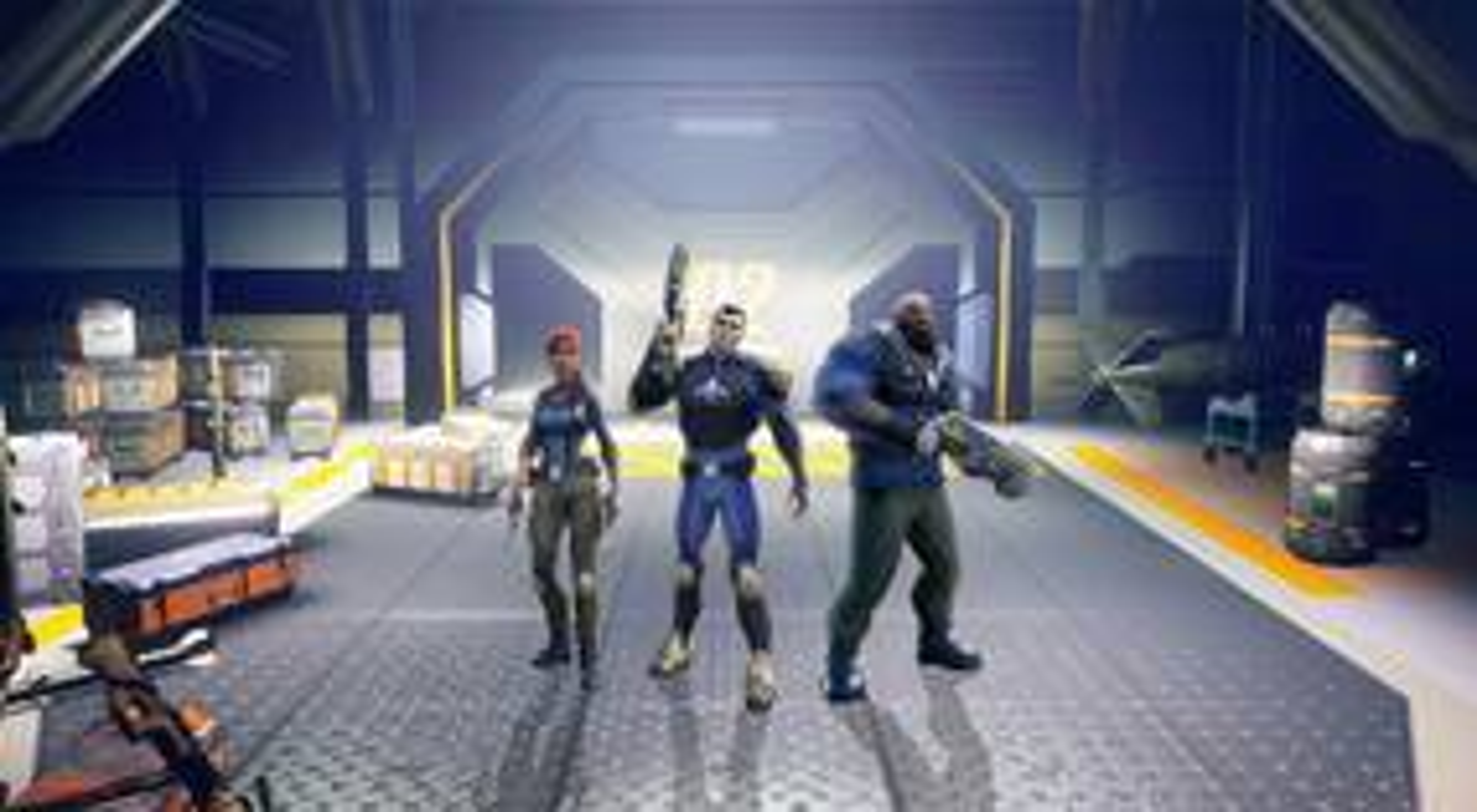 Image for Agents of Mayhem screenshots show cartoonish look