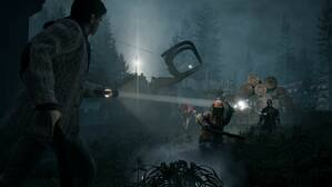 Image for Alan Wake Remastered comparison video shows major differences between Xbox 360 and Xbox Series X versions