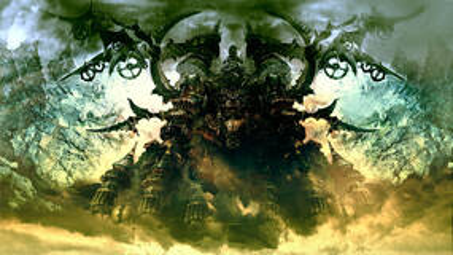 Image for Final Fantasy 14 Heavensward raids take place inside the giant primal Alexander