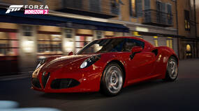 Image for Latest DLC pack for Forza Horizon 2 features the gorgeous 2014 Alfa Romeo 4C
