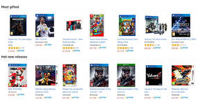 Image for Amazon offering up to £25 off games and consoles again