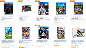 Image for Amazon UK is offering up to £20 off games and consoles this week