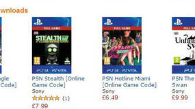 Image for Amazon PlayStation Network store opens in the UK, games, DLC, season passes & more