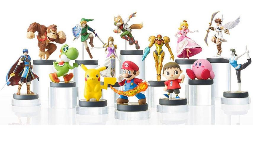 Image for Super Smash Bros. Amiibo tourney series kicking off in Japan