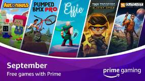 Image for September's free Prime Gaming titles include Autonauts, Effie, Pumped BMX Pro, more