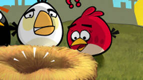 Image for Angry Birds Space downloaded more than 50 million times