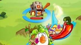 Image for Angry Birds Epic trailer shows turn-based battles in action