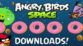 Image for Angry Birds Space hits 100 million downloads in 76 days