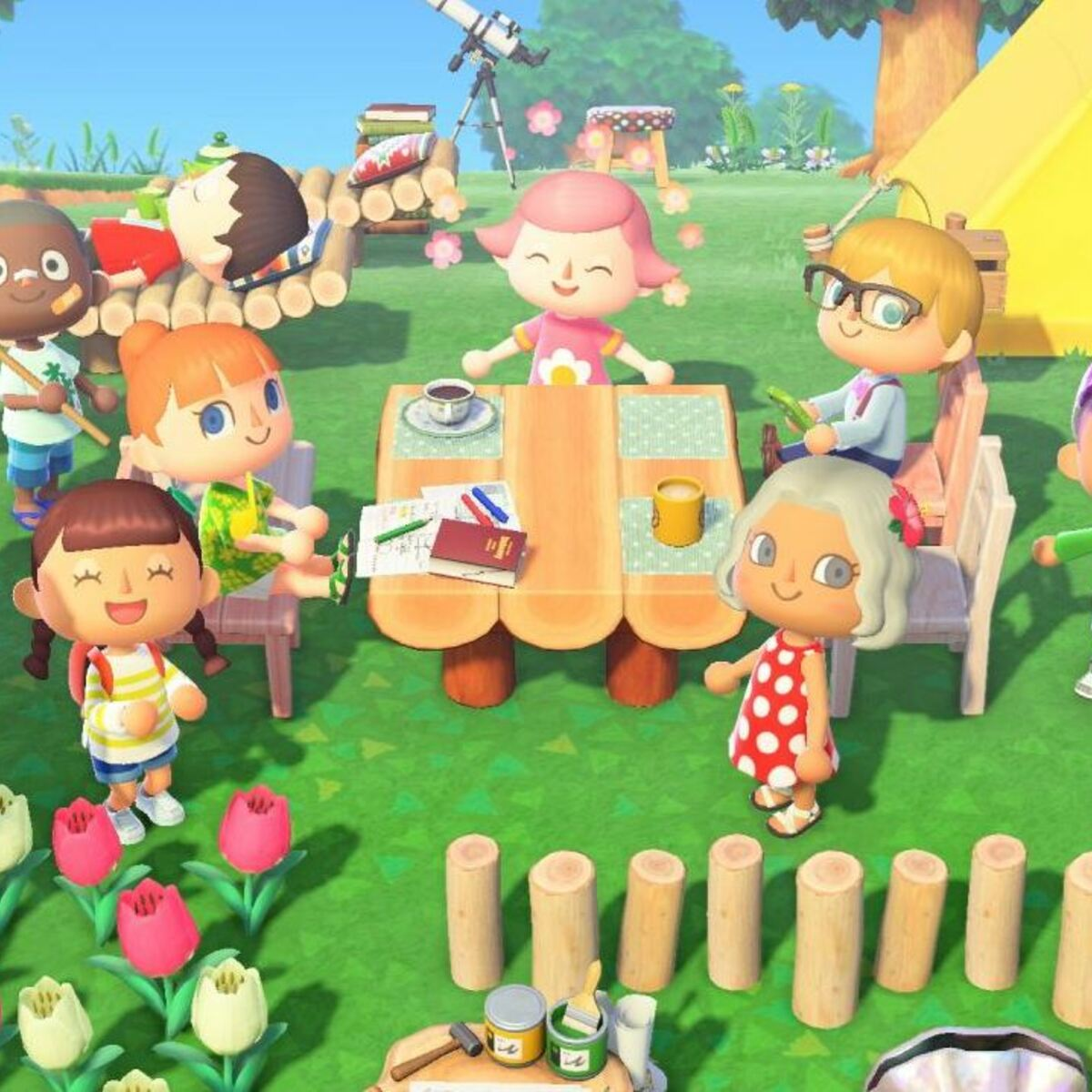 Animal Crossing New Horizons 20 Star Island Rating Guide   how to ...