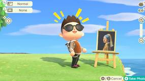 Image for Animal Crossing: New Horizons Redd Fake Art - How to spot fake paintings and statues