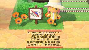 Image for Animal Crossing: New Horizons fans are improving accessibility for visually-impaired players