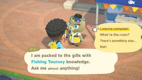 Image for Animal Crossing New Horizons Fishing Tourney: prizes, points and trophies explained
