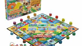 Image for Animal Crossing: New Horizons Monopoly Edition now for sale